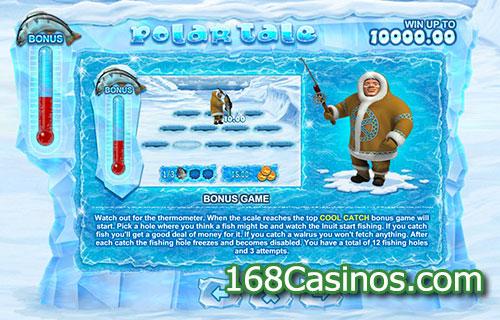 Polar Tale Slot Bonus