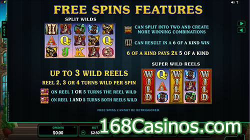 Hound Hotel Video Slot - Free Spins Feature