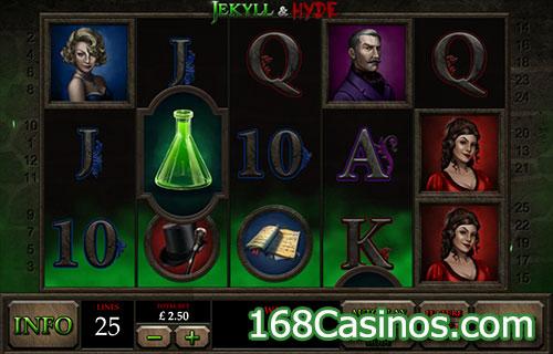 Jekyll & Hyde Slot