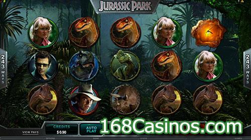 Jurassic Park Slot