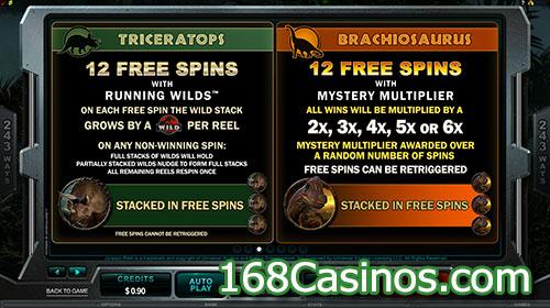 Jurassic Park Online Slot - Free Spins Games