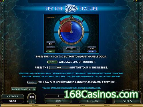 Leagues of Fortune Slot Bonus Game