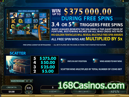 Leagues of Fortune Slot Free Spin Game