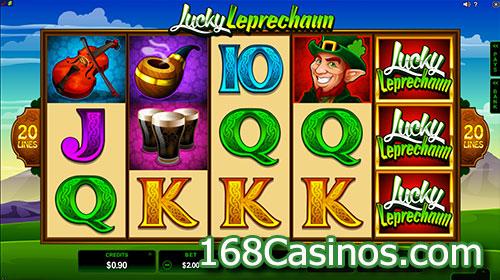 Lucky Leprechaun Slot