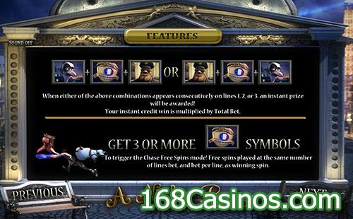 A Night in Paris Online Slot Bonus