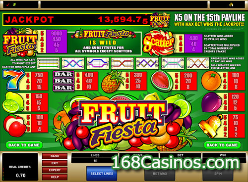 online slots de fruit casino