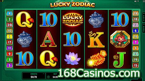 Lucky Zodiac Slot