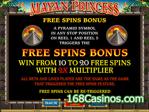 Mayan Princess Slot - Play Now for Free or Real Money