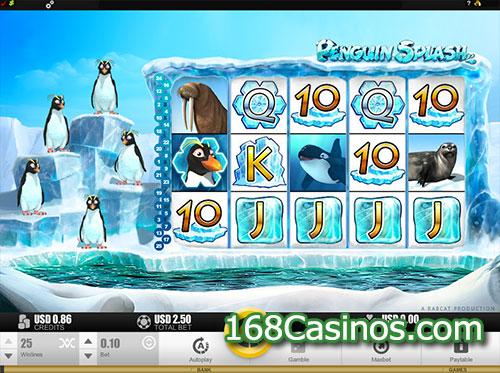 Penguin Splash Slot