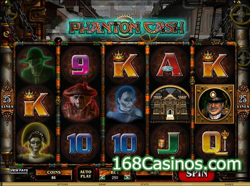Phantom Cash Slot