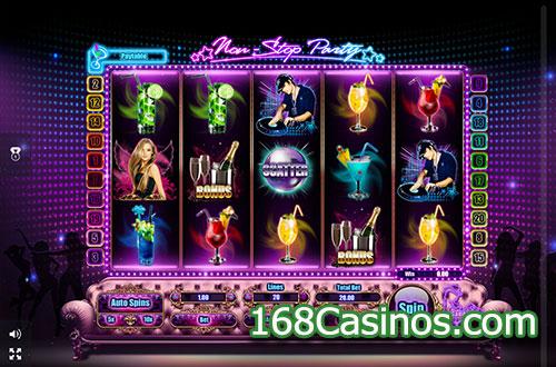 Non-stop Party Slot