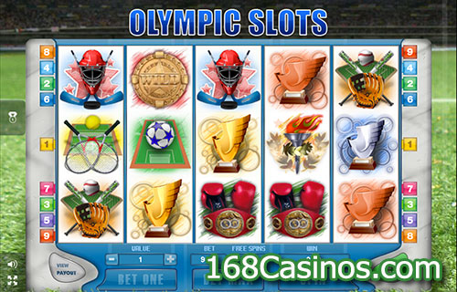 Olympic Emojis Slots - Review and Free Online Game