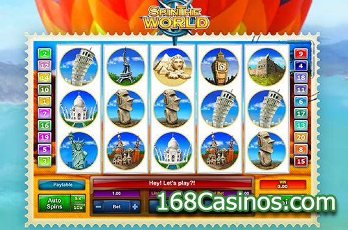 Spin The World Slot