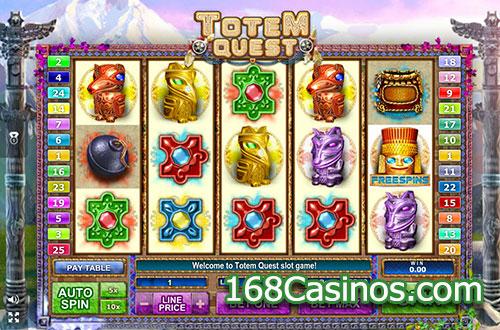 Totem Quest Slot