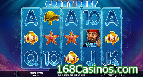 Great Reef Slots - Play the Free Pragmatic Play Casino Game Online